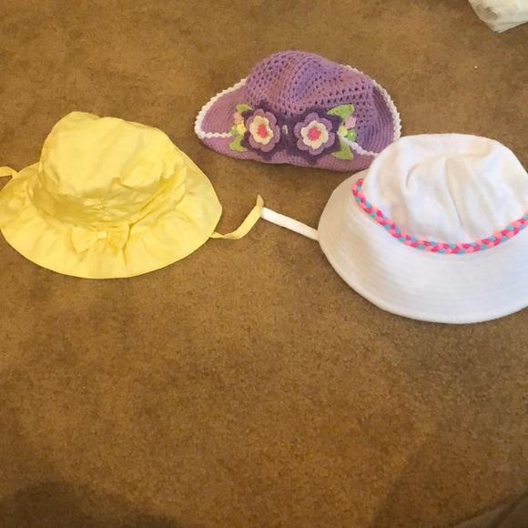 1638a998 Koala Kids Accessories   Lot Of 3 Sun Hats 1824 Months   Poshmark